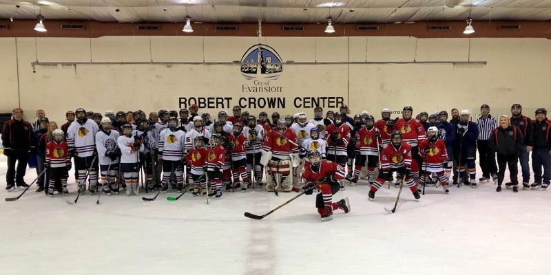 Evanston Youth Hockey Association
